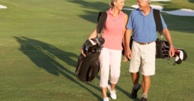 Advice for the Senior Golfer: 2 Simple Tests To See if You're Golf Ready image